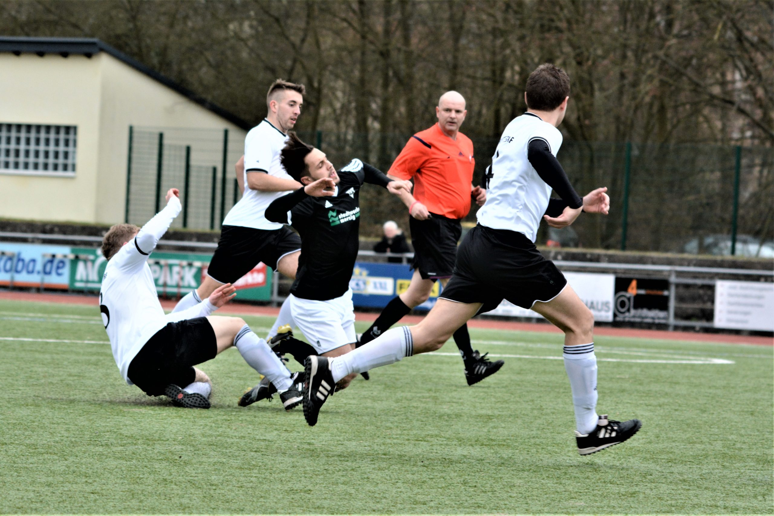Bernhard Jansen Fotografie Fußball