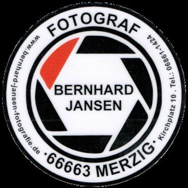 Bernhard Jansen Fotografie Logo